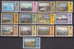 "Falkland Islands Dependencies 1984 Definitives ""Imprint Date 1984"" 13v ** Mnh (40956) - South Georgia"