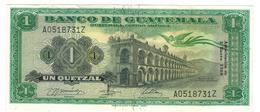 Guatemala 1 Qz. 1968 XF+. - Guatemala