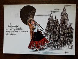 Espagne. Santiago De Compostela. - Santiago De Compostela