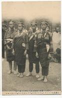 Group Of Formosan Girl Tribe . - Taiwan