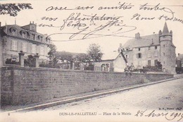 23-DUN-LE-PALLETEAU- PLACE DE LA MAIRIE - France