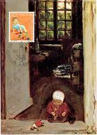 FDC Carte Postale / Pro Juventute 1987 / Max Liebermann - FDC