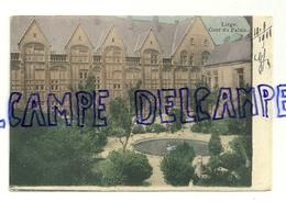 Liège. Cour Du Palais. 1903.  Edition Heintz-Jadoul - Liege