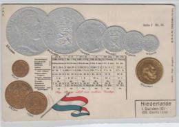 Motiv-Münzen/Präge - NL    - Schöne Alte Karte ....   (ka5191  ) Siehe Scan - Monedas (representaciones)
