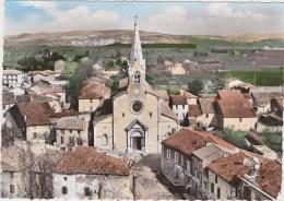 Br - Cpsm Grand Format SAINTE CECILE LES VIGNES (Vaucluse) - Eglise Et Maison De Retraite - Francia