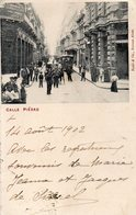 BUENOS  AIRES   -  Calle Piedad - Argentina