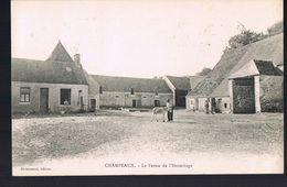 CHAMPEAUX . La Ferme De L'Hermitage . Peu Courante . - Frankreich