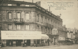 33 BORDEAUX /  Hôtel Franc-Comtois - Restaurant Marguery / - Bordeaux