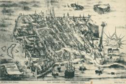 33 BORDEAUX /  Plan De Ville / Gravure / - Bordeaux