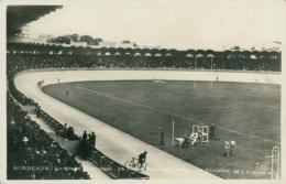 33 BORDEAUX /  Le  Stade Municipal / Carte Glacée / - Bordeaux