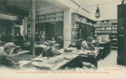 33 BORDEAUX / Journal La Petite Gironde  -  Salle D'Expédition Des Publications Illustrées / - Bordeaux