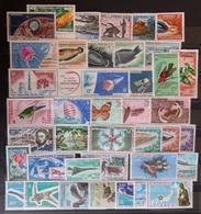 Nouvelle-Calédonie Très Belle Collection De Poste Aérienne Neufs ** MNH Très Complète 1962/1979. TB. A Saisir! - Poste Aérienne