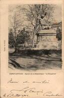 """Algérie - CONSTANTINE - Square De La République - """"Le Dompteur"""" - Constantine"""