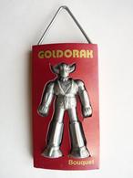 RARE Pas FIGURINE - DEODORANT GOLDORAK ROUGE Bouquet  1978 - Goldorak