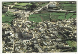 Aerial View Of A Typical Village - Malta - Malte