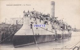 CPA  De TONNAY CHARENTE   (17) - Le FLEURUS - édit BOUSSIRON - ANIMATIONS P - Andere Gemeenten