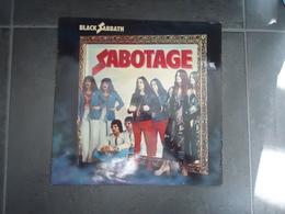 VINYLE 33 T.1975 BLACK SABBATH  SABOTAGE VOIR PHOTOS - Vinyles