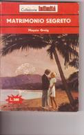 °°° MAYSIE GREG - MATRIMONIO SEGRETO - 1972 °°° - Libros, Revistas, Cómics