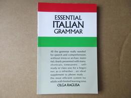 Essential Italian Grammar (Olga Ragusa) - Autres
