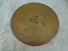 WW2 Czech 15cm Shell Case, Douille, Obus, Kartusche, Inerte - 1939-45