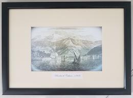 Boccha Di Cattaro 1869, Risan, Kotor, Perast, Igalo - Popular Art