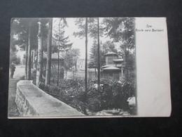 CP BELGIQUE (M1818) SPA (2 VUES) Route De Barissart - Spa