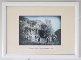 Bulgaria, Turkish Caffe At Rutzschuk, 1840 - Popular Art
