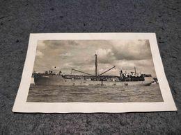 "ANTIQUE PHOTO PORTUGAL BARCO ARMADOR BOAT "" LABRINCHA"" - Boats"