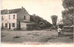 BRIE COMTE ROBERT .... AVENUE THIERS - Brie Comte Robert