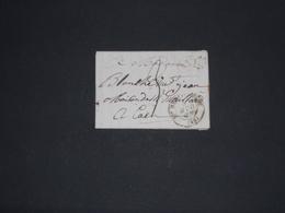 Lettre Cachet STE Mere Eglise + Boite Rurale Blosville Manche - Postmark Collection (Covers)