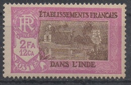 Inde (Etabl. Français) - N° YT 99 Neuf ** - India (1892-1954)