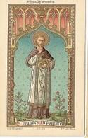 DI/5/    H.JEAN NEPOMUSENE                                            LITHO + MEESTAL GOUDOPDRUK - Religion & Esotericism