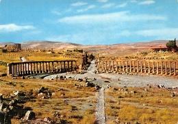 Gérasa Jérach Jerash Archéologie - Jordanie