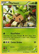 Carte Pokemon 9/162 Marisson 60pv 2015 - Pokemon