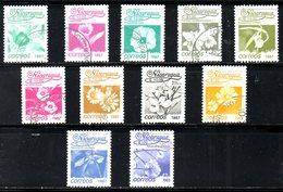 NICARAGUA. Timbres Oblitérés De 1987. Fleurs. - Plants