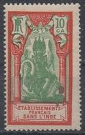 Inde (Etabl. Français) - N° YT 90 Neuf ** - India (1892-1954)