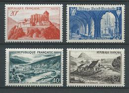 FRANCE 1949 . Série N°s 841A à 843 . Neufs ** (MNH) - France
