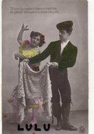 COUPLES 343 : Corrida , édit. E R Valladolio N° 57/3 - Couples