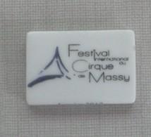 Feve Feves Perso 25 Ans Du Festival International Du Cirque De Massy - Olds