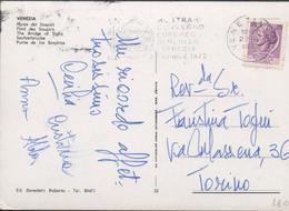 3328   Postal Venezia 1972 - 6. 1946-.. Republic