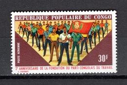 CONGO PA  N°  140  NEUF SANS CHARNIERE  COTE  0.80€   PARTI CONGOLAIS - Congo - Brazzaville