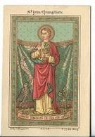 DI/5/    H  JOANNES EVANGELIST                                   LITHO + MEESTAL GOUDOPDRUK - Religion & Esotericism