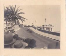 Photo Ancienne  Monaco Monte Carlo ( Lot De 4 ) Course Automobile  PRIX FIXE - Automobili