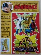 Mandrake 419 Les Remparts 1974 (docteur Cyclone) - Mandrake