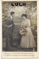 COUPLES 340 : Fidélité : édit. D Art K F Paris N° 2283 - Couples