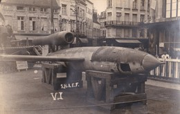 Photo Ancienne  Missile V1  GUERRE 1939 1945 WW2 - War, Military