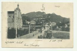 VARESE - S.AMBROGIO 1906  VIAGGIATA FP - Varese