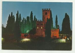 CONEGLIANO - IL CASTELLO DI SERA  VIAGGIATA FG - Treviso