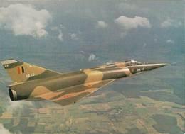 ABL - Force Aérienne Belge - Mirage V BA - Matériel