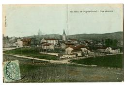 CPA 63 Puy-de-Dôme Eglisolles Vue Générale - Francia